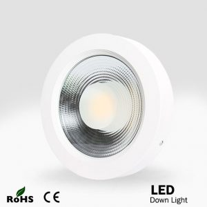 چراغ COB روکار 30 وات - چراغ سقفی ال ای دی
