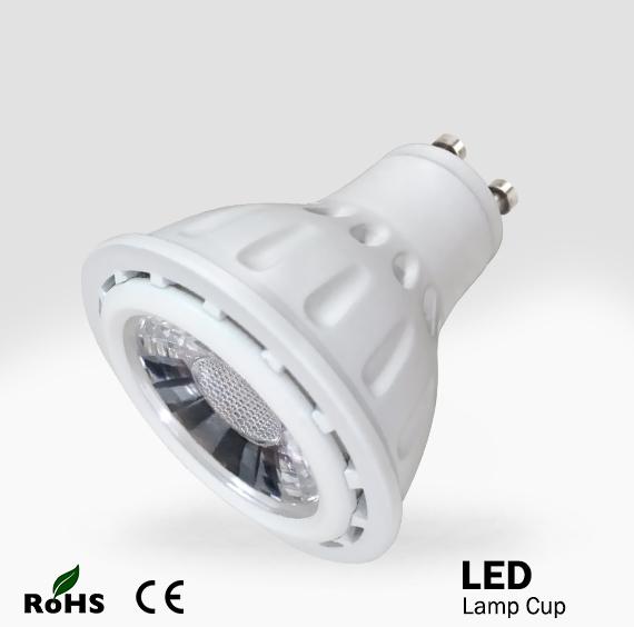 لامپ بدنه سرامیکی 6 وات پایه استارتی